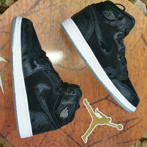 8931b452d11e26 Nike Air jordan 1 retro hi premium sneakers
